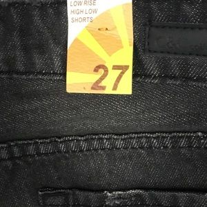 C&C California Perry Shorts (Black). NWT